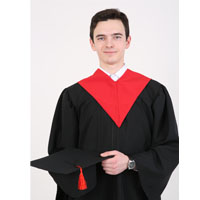 students gown